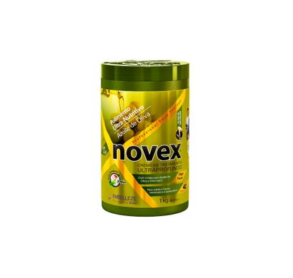 Creme de Tratamento Novex Azeite de Oliva 1kg - Embelleze