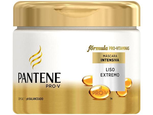Creme de Tratamento Pantene Liso Extremo - 300ml