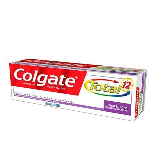 Creme Dental Colgate Total 12 Gum Health 140g