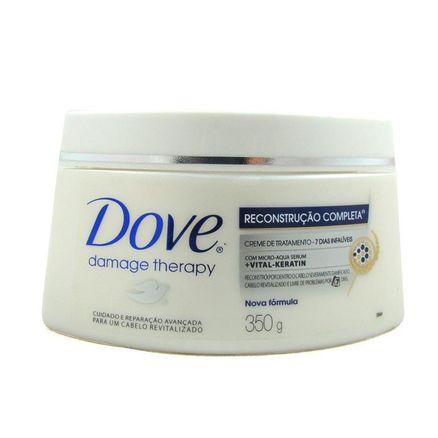 Creme Dove Tratamento Reconstrução Completa 350g