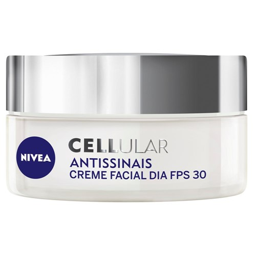 Creme Nivea Cellular Facial Antissinais Dia FPS30