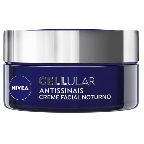 Creme Nivea Cellular Facial Antissinais Noite
