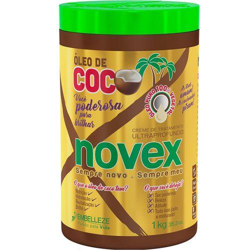Creme Novex Óleo de Coco - 1kg