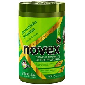 Creme Tratamento Novex 400g Óleo de Abacate