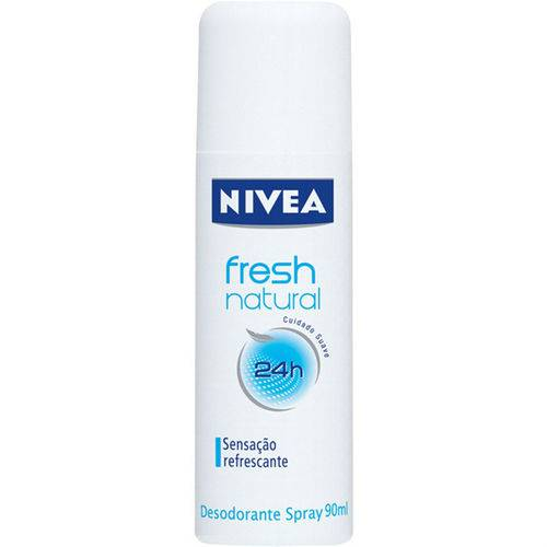 Des Spr Nivea 90ml-fr Fresh Nat