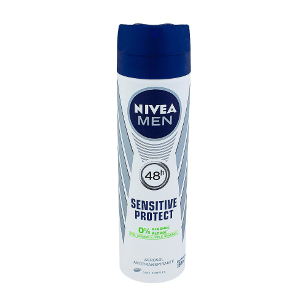 Desodorante Aerosol Nivea Sensitive For Men 150ML