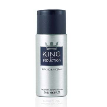 Desodorante Antonio Banderas King Of Seduct 150ml
