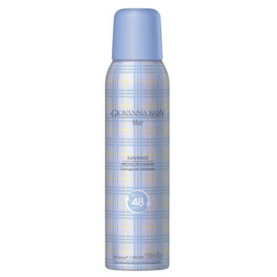 Desodorante Giovanna Baby Blue Aer 150ml