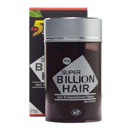 Disfarce para a Calvície Super Billion Hair 25g - Loiro