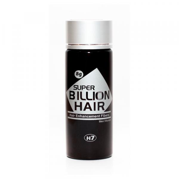 Disfarce para Calvície Castanho Claro - 8g - Super Billion Hair