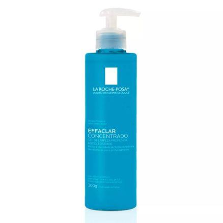 Effaclar Concentrado La Roche Posay Gel de Limpeza Profunda Antioleosidade 300g