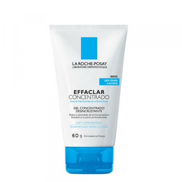 Effaclar Gel Concentrado de Limpeza Facial La Roche-posay - 60g