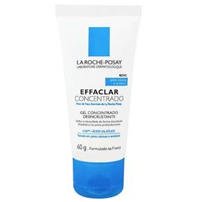 Effaclar Gel Concentrado Desincrustante Limpeza Facial La Roche-Posay 60G