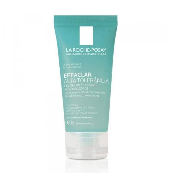 Effaclar Gel de Limpeza Facial La Roche-Posay 60g