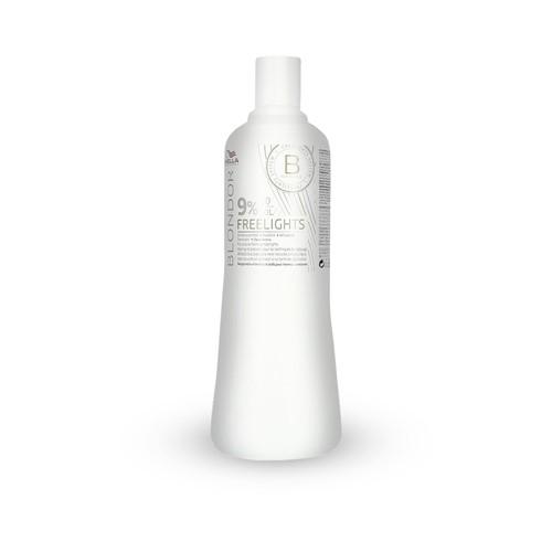 Emulsão Reveladora Blondor Freelights 9% Wella Professionals 1000ml
