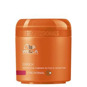 Enrich Wella - Mascara para Cabelos Normais - 150ml - 150ml