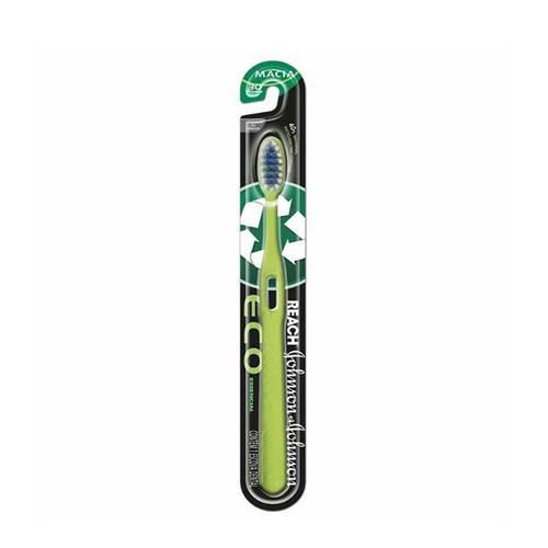 Escova Dental Reach Eco Macia
