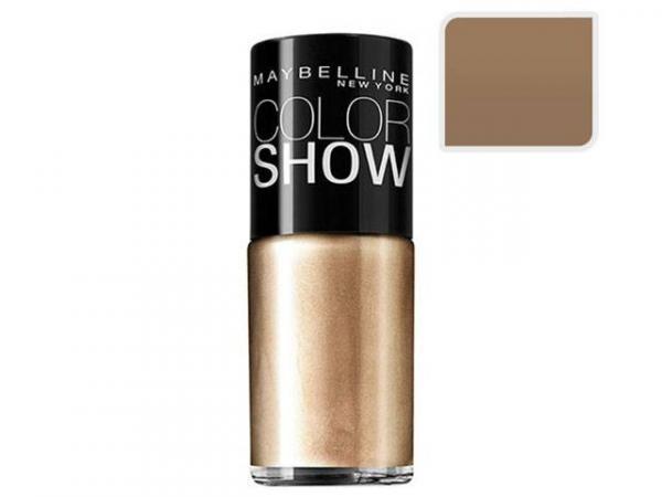 Esmalte Color Show - Cor 580 Gold Sand - Maybelline