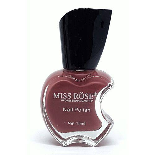Esmalte Cremoso 68 - Miss Rôse 15ml - Lançamento