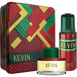 Estojo Kevin Perfume Masculino 60ml + Desodorante