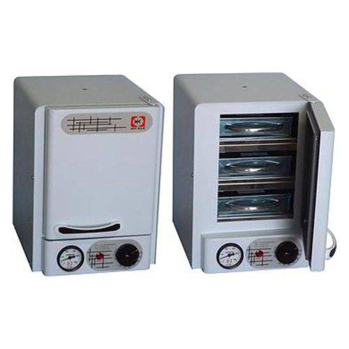 Estufa para Manicure Hot Kiln 6l Bivolt Bivolt