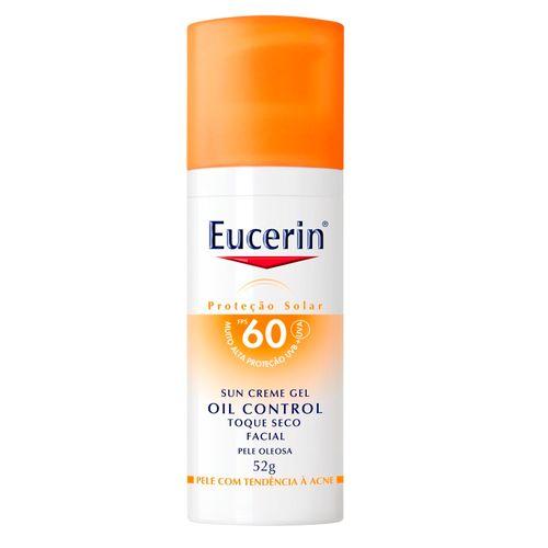 Eucerin Protetor Solar Oil Control FPS60 52g