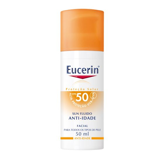 Eucerin Sun Fluido Anti-Idade Fps50 50ml