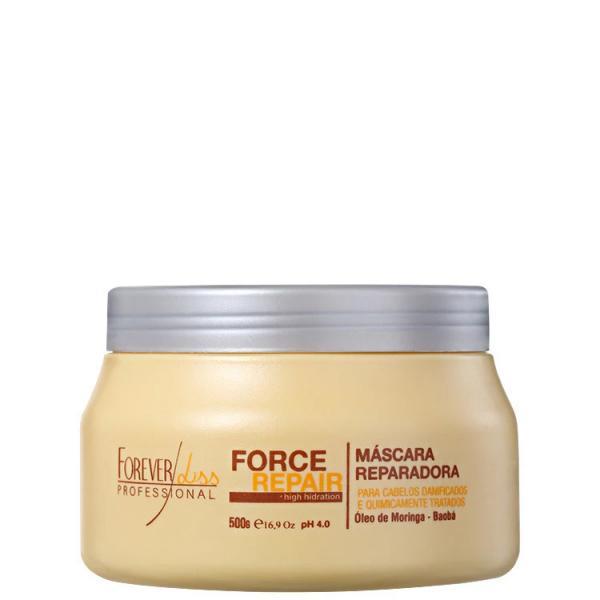 Force Repair Forever Liss Máscara 500g