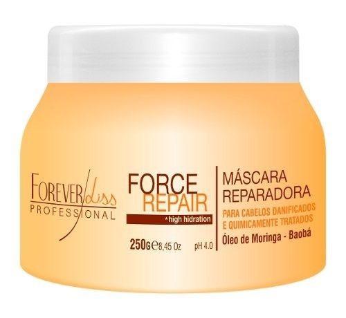 Force Repair Forever Liss Máscara 250g