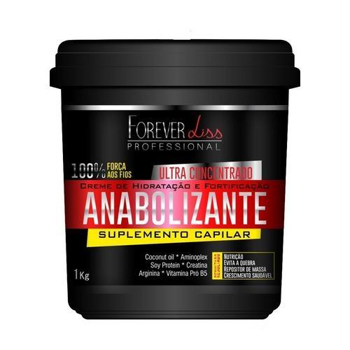 Forever Liss Anabolizante Capilar - 1kg