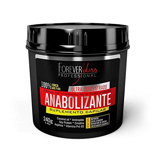 Forever Liss Anabolizante Capilar, 250 G
