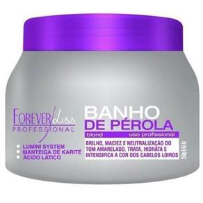 Forever Liss Banho de Pérola Loiro Brilhante - 250g