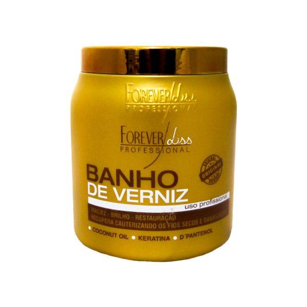 Forever Liss Banho de Verniz - Máscara 1kg