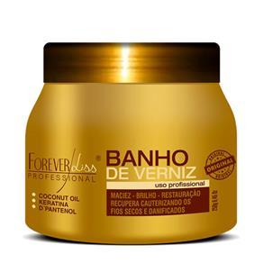 Forever Liss Banho de Verniz - Máscara 250g