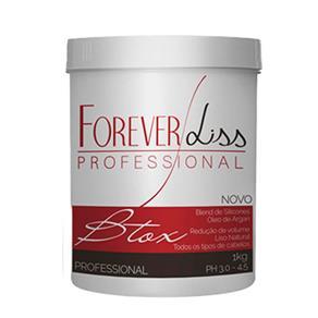 Forever Liss Botox Capilar Argan Oil - 1000g