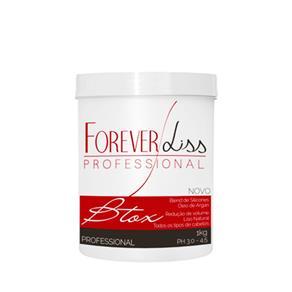 Forever Liss Botox Capilar Argan Oil 1kg