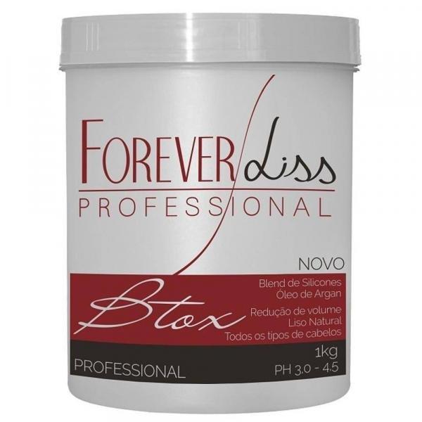 Forever Liss Botox Capilar Argan Oil - 1kg