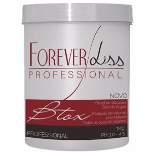 10120 - Botox Capilar Argan Oil 1Kg Forever Liss