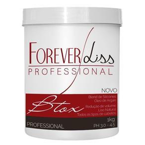 Forever Liss Btox Capilar Argan Oil 1kg - Forever Liss Btox Capilar Argan Oil 1kg