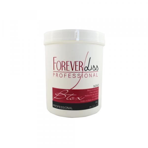 Forever Liss Btox Capilar Argan Oil - Btox 1kg