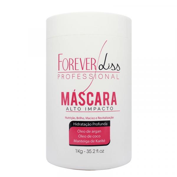 Forever Liss Máscara Alto Impacto - 1kg