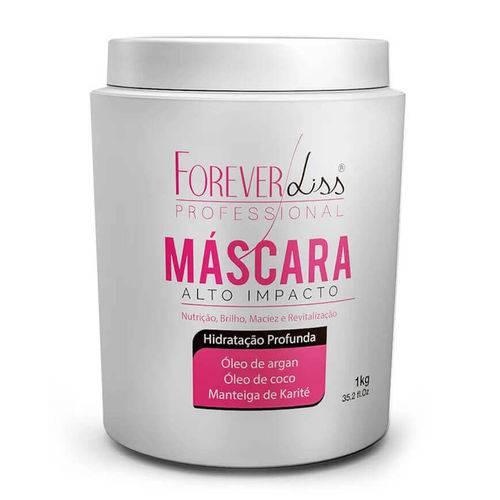 Forever Liss Mascara Alto Impacto de Hidratação 1kg