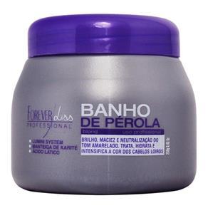 Forever Liss Máscara Banho de Pérola 250g