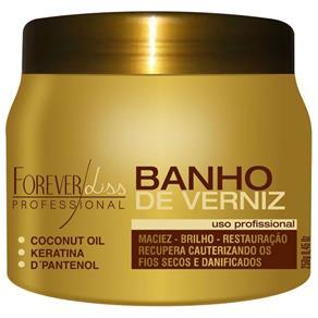 Forever Liss Máscara Banho de Verniz - 250g