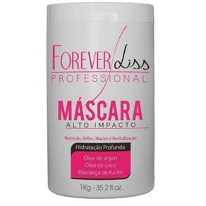 Forever Liss Mascara de Hidratação Alto Impacto - 1Kg