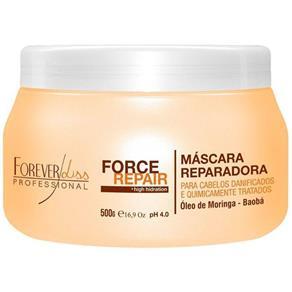 Forever Liss Máscara Force Repair - 500g