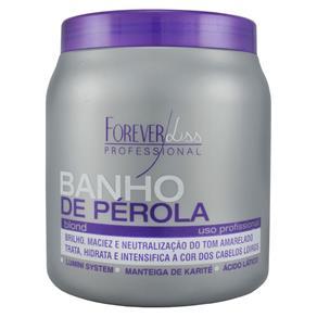 Forever Liss Máscara Hidratante Banho de Pérola 1kg