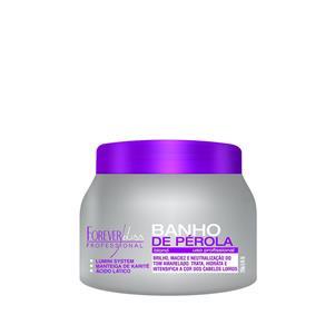 Forever Liss Máscara Hidratante Banho de Pérola 250g