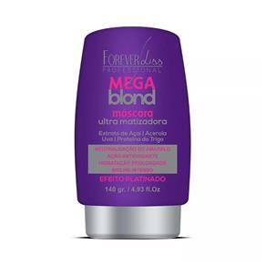 Forever Liss Mega Blond Máscara Ultra Matizadora 140gr