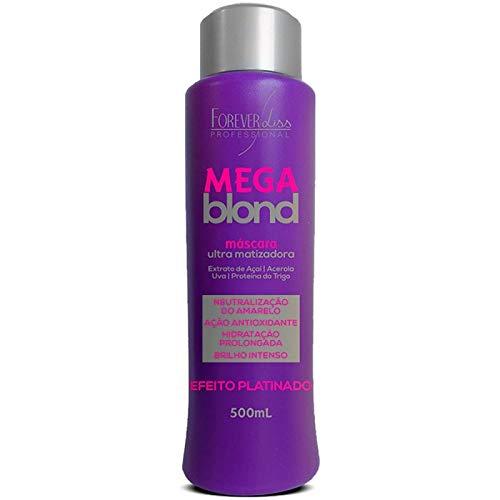 Forever Liss Mega Blond Mascara Ultra Matizadora 500gr